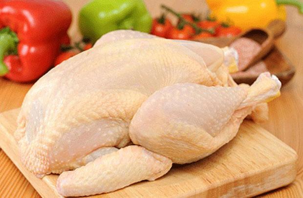 Lưu ý khi mua thịt gà