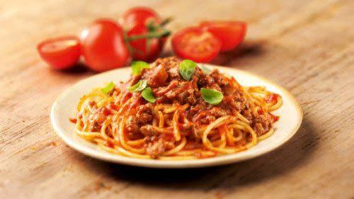 Cách làm mỳ Ý ngon