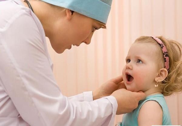 Những căn bệnh thường gặp ở trẻ