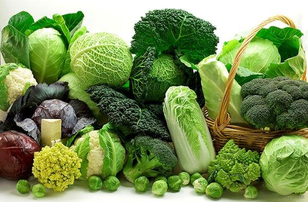 Những loại rau tốt cho sức khỏe