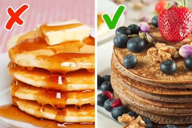 Những món ăn không nên ăn vào buổi sáng