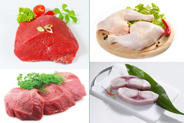 Thịt động vật không tốt cho sức khỏe