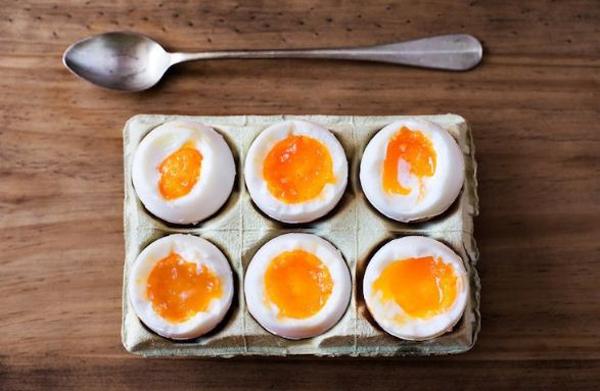 Thời điểm vàng bạn nên ăn trứng