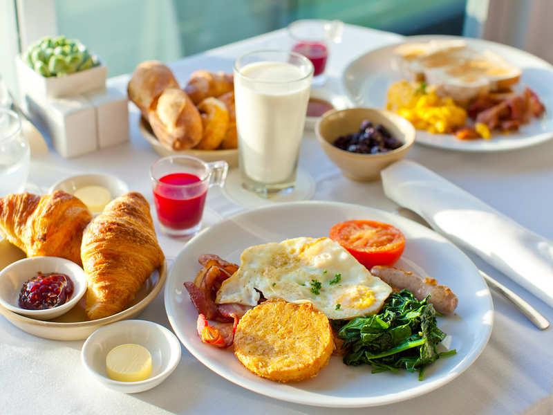 Thực phẩm nên ăn vào buổi sáng