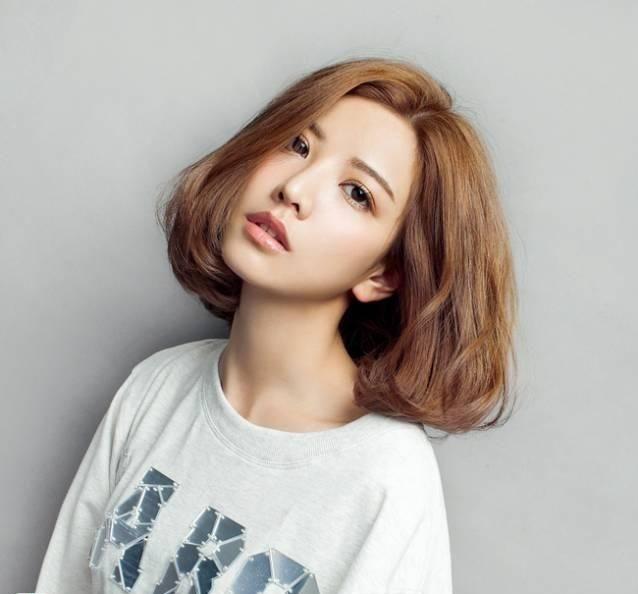 Kiểu tóc ngắn đẹp ch mặt dài và gầy