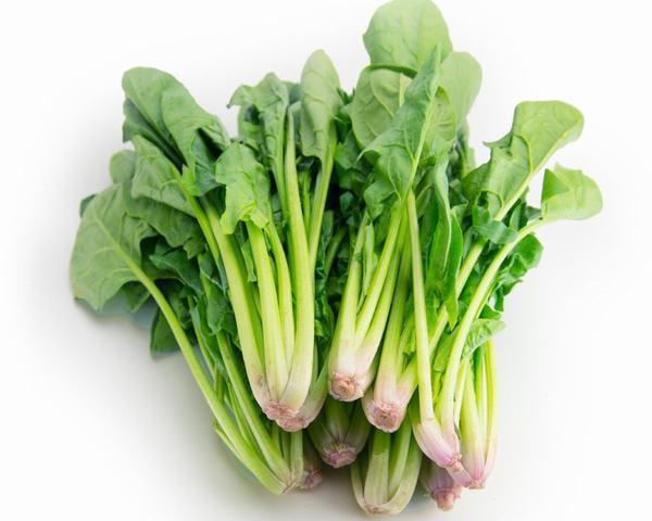 rau chân vịt có tác dụng thanh nhiệt, giải độc