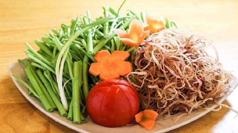 Lẩu thái ăn với rau gì là ngon nhất?