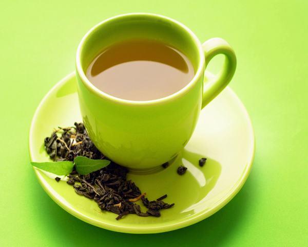Catechins có trong trà xanh giúp loại độc tố ở gan và giúp gan khỏe mạnh hơn
