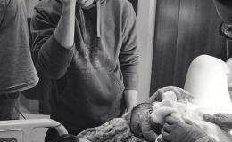 Đừng bao giờ quên nói cảm ơn vợ khi bế đứa con đầu lòng trên tay
