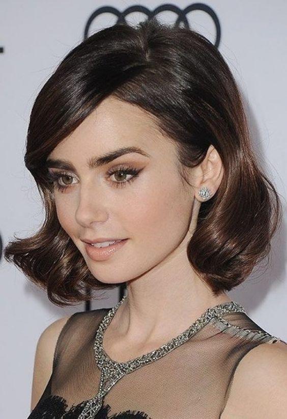 Kiểu tóc uốn xoăn retro