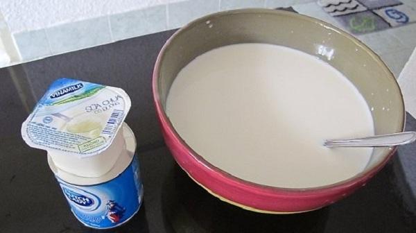 cách làm sữa chua bằng máy