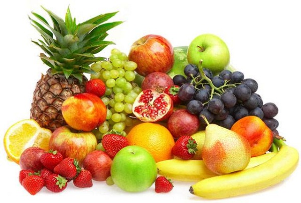 Nguyên liệu làm hoa quả dầm sữa chua