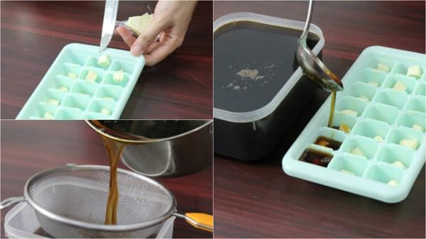 cách làm trà sữa thạch phô mai
