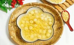 Cách nấu chè hạt sen khô không bị sượng với đậu xanh ngọt bùi, bổ dưỡng