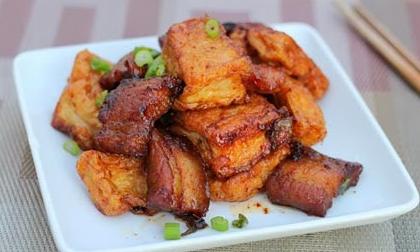 thịt kho đậu hủ thơm ngon hấp dẫn