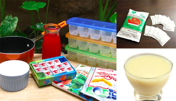 cách làm trà sữa thạch phô mai tại nhà