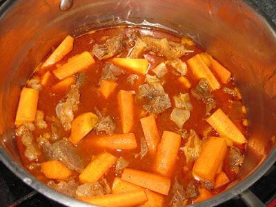 cách nấu hủ tiếu bò kho