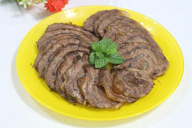 luộc thịt bò ngon