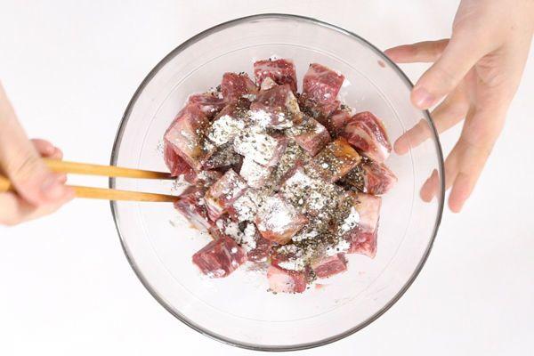 cách nấu thịt bò kho tiêu