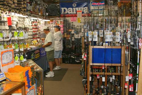 Cửa hàng đồ câu cá