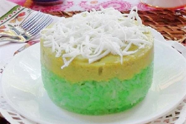 Cách nấu xôi lá dứa đậu xanh