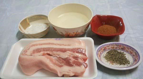 hướng dẫn cách làm thịt áp chảo