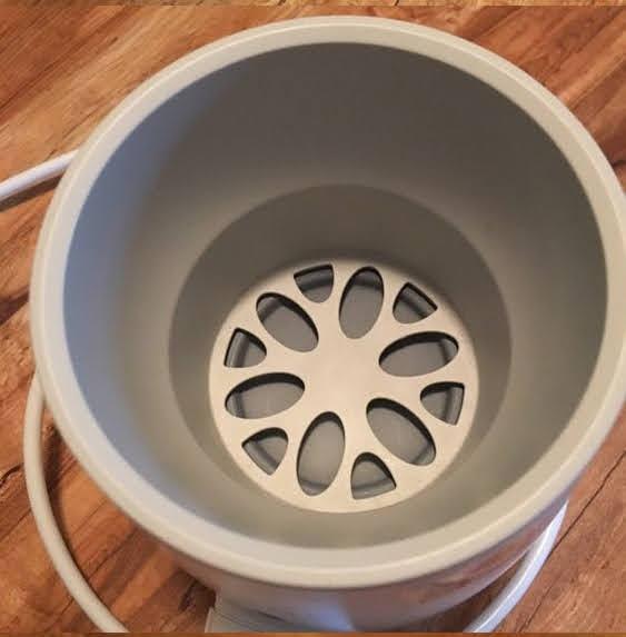 Vệ sinh máy hâm sữa thường xuyên