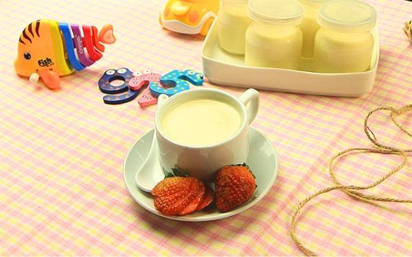 Cho bé ăn dặm các sản phẩm từ sữa