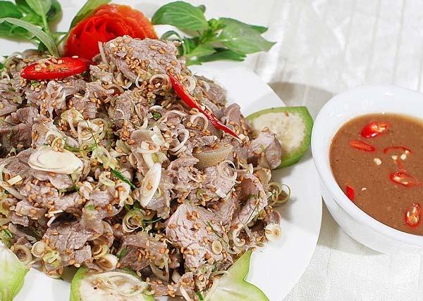 cách làm món thịt dê hấp