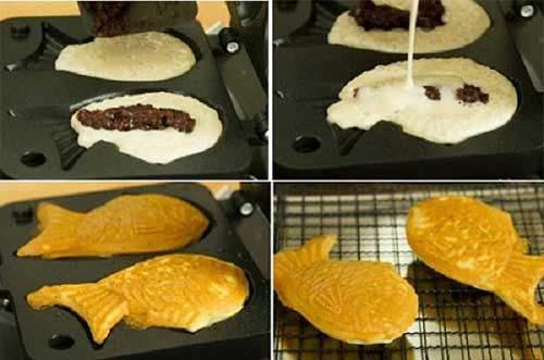 Cách làm bánh cá