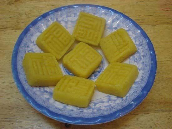 Cách làm bánh đậu xanh