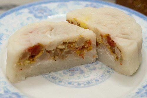 Cách làm bánh dẻo nhân thập cẩm