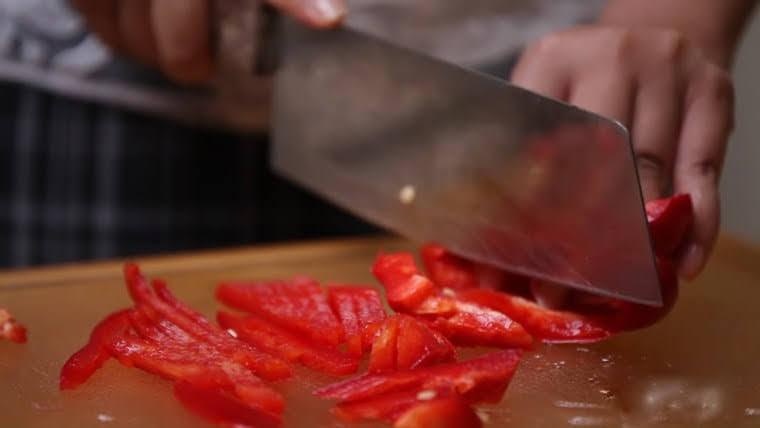 cách nấu bò sốt tiêu đen