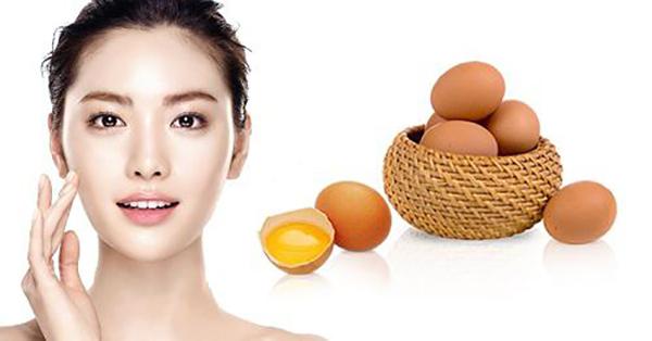 Cách làm mặt nạ trứng gà