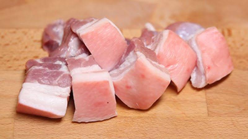 thịt kho đậu hũ