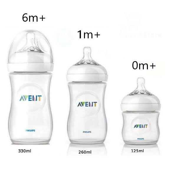 bình sữa dùng 1 lần