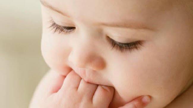 cách chữa nanh sữa cho trẻ sơ sinh