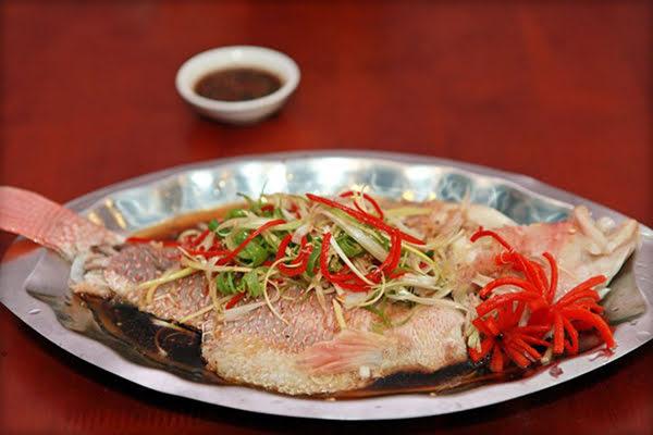 hướng dẫn làm món cá hấp xì dầu