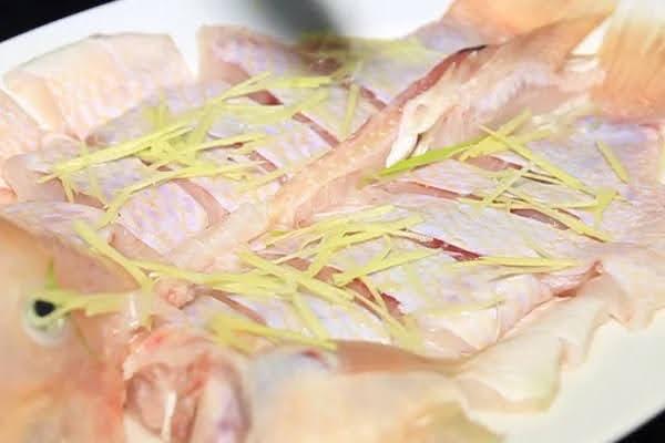 cách nấu cá hấp xì dầu