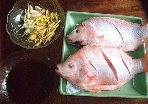 cách làm món cá hấp xì dầu