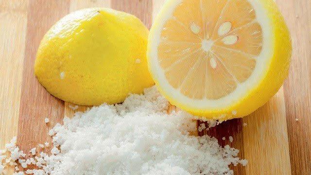cách làm chanh muối vàng