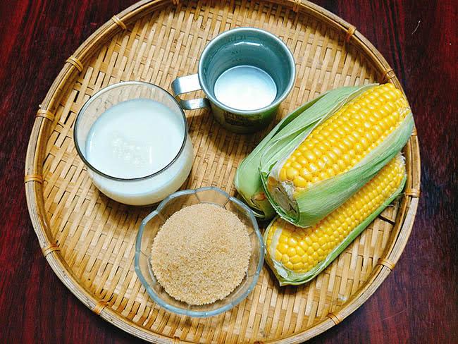 cách bảo quản sữa bắp tự làm