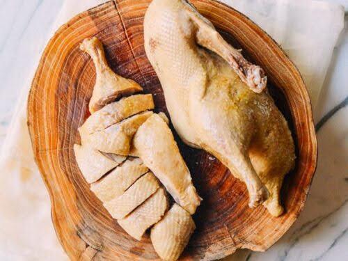 cách luộc thịt vịt ngon