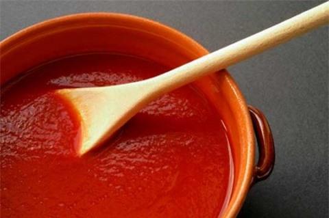 Nước cà chua sốt